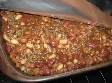 Brian's Favorite Cowboy Beans