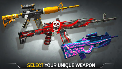 Code of War: Online Shooter Game modavailable screenshots 11