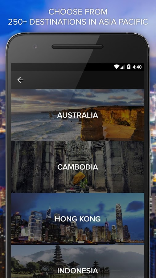 HotelQuickly - Just Travel- screenshot