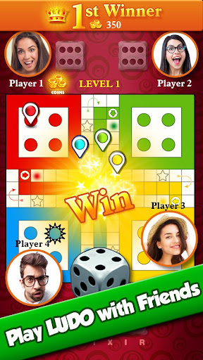 Ludo Pro : King of Ludo's Star Classic Online Game 1.16.1 screenshots 1