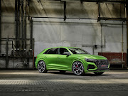 Green and mean: Audi takes top honours in the high-performance SUV class. Picture: SUPPLIED