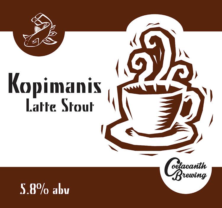 Logo of Coelacanth Kopimanis