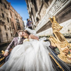 Wedding photographer Luca Fabbian (fabbian). Photo of 01.08.2018