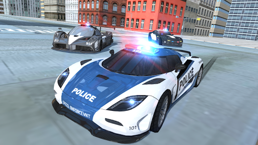 Police Car Simulator - Cop Chase 1.0.4 screenshots 1