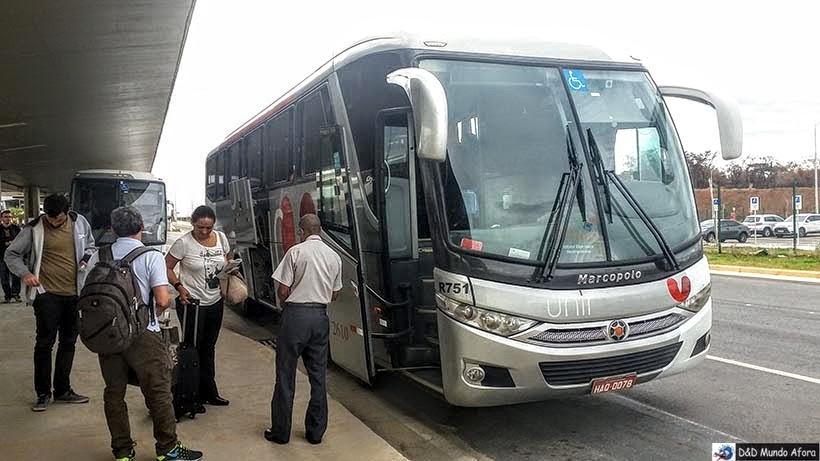 Aeroporto de Confins: como ir para a rodoviária de Belo Horizonte