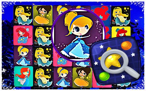 Princess Match 3 Game