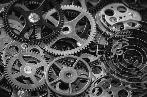 The watch don't work anymore by Tammy Scott - Artistic Objects Still Life ( macro, macrophotography, black and white, macro photography, artistic, artistic object, close up, watches, macro shot )