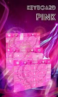 Screenshot of Keyboard Pink Heart