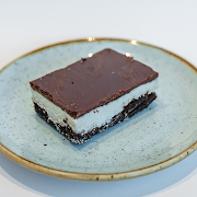 Gluten-Free Peppermint Nanaimo Bar