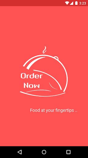 OrderNow Aplicaciones (apk) descarga gratuita para Android/PC/Windows screenshot