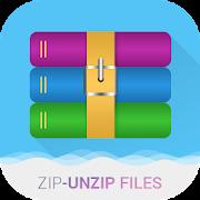 Unzip Files App - Zip && Unzip Files