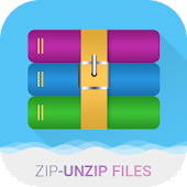 Unzip Files App - Zip & Unzip Files