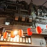 cool dystopian architecture at LKF, Hong Kong in Hong Kong, , Hong Kong SAR