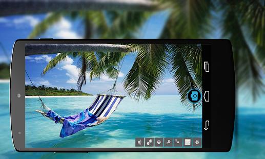 UHD Zoom Camera - náhled