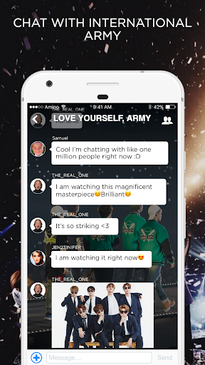 ARMY Amino for BTS Stans 2.2.27032 screenshots 2