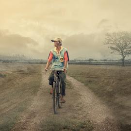 pagi ini by Antz Anton - Digital Art People ( digital photography, photography, digital art )