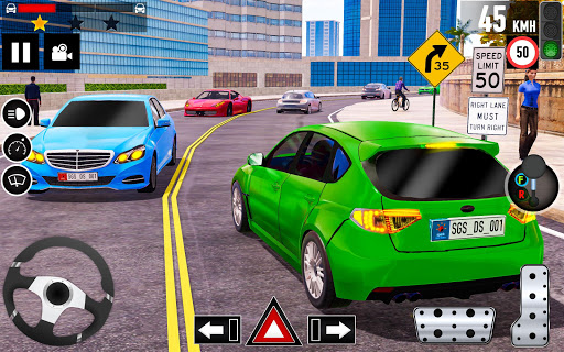 Car Driving School 2020: Real Driving Academy Test 1.7 screenshots 24