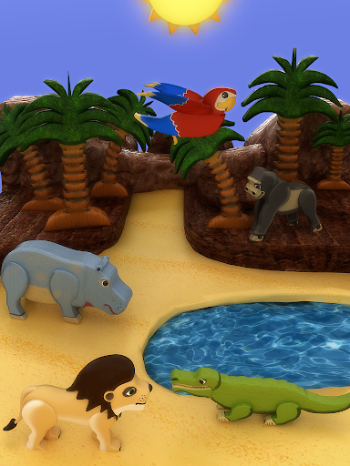Animals for toddlers kids free Apk Download Free for PC, smart TV