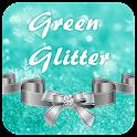 Green Glitter icon