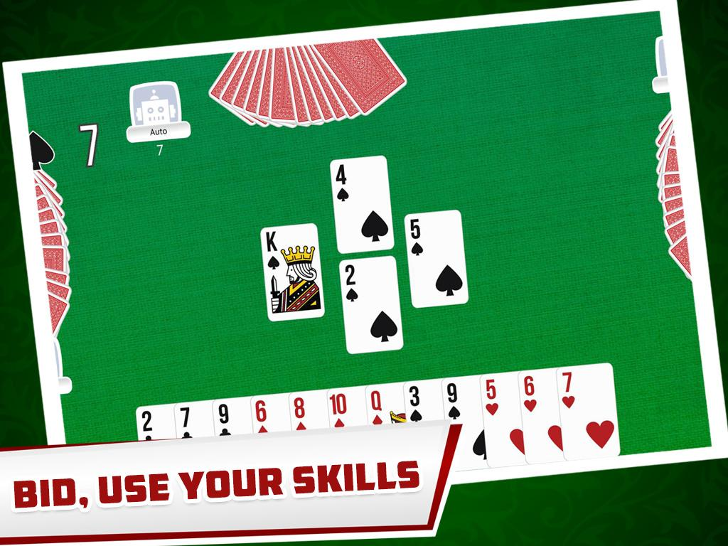 play tarneeb card game online
