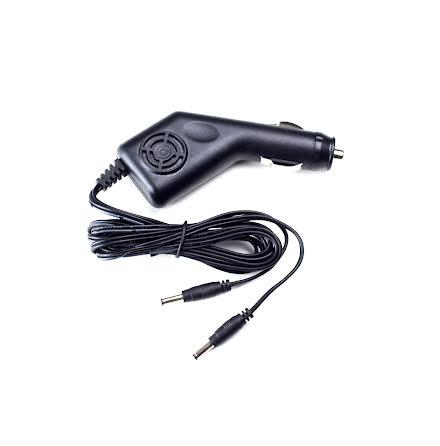 Billaddare 12-24 V till värmekläder