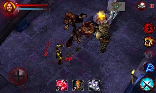 Dungeon and Demons  – Offline RPG Dungeon Crawler 4
