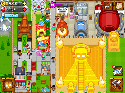 Bloons Monkey City Mod Apk Download For Android and Iphone 8