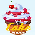 Fantasy Cake Mania Match 3 Puzzle Game icon