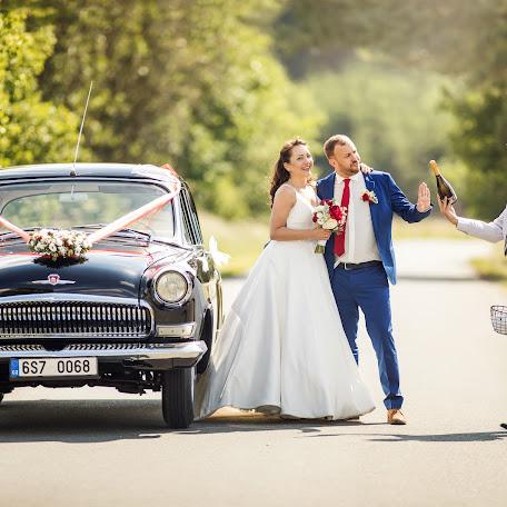 Svatební fotograf Jan Zavadil (fotozavadil). Fotografie z 29.11.2017