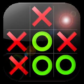 XO tic Tac toe Noughts crosses