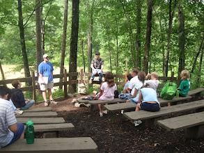 Photo: Nature Lesson at Amphitheatre