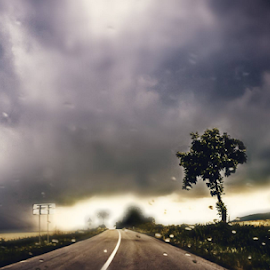 Storm by Rombe Kasňa - Transportation Roads