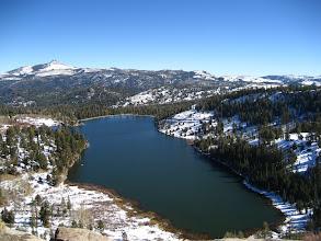 Photo: Yosemiti yolunda.