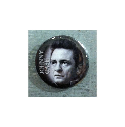 Johnny Cash - R.I.P - Badge