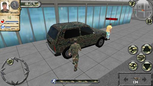Army Car Driver v1.2 [Infinite Cash] Apk