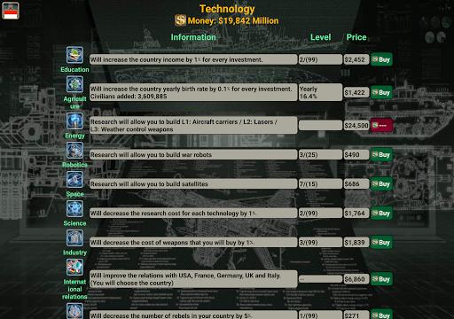 Asia Empire 2027 1.3.4 screenshots 14