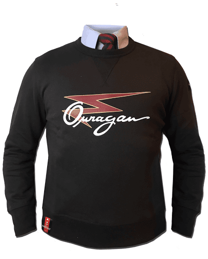 OURAGAN SWEAT DASSAULT AVIATION BARNSTORMER COLLECTION OFFICIEL
