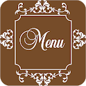 Vintage Design - Make Menu and Logo Template icon