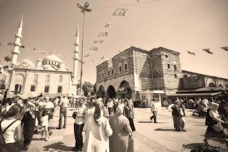 Photo: Pomiędzy Nowym Meczetem, a Bazarem Egipskim