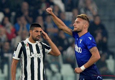 Serie A : Ciro Immobile et la Lazio dominent la Juventus !