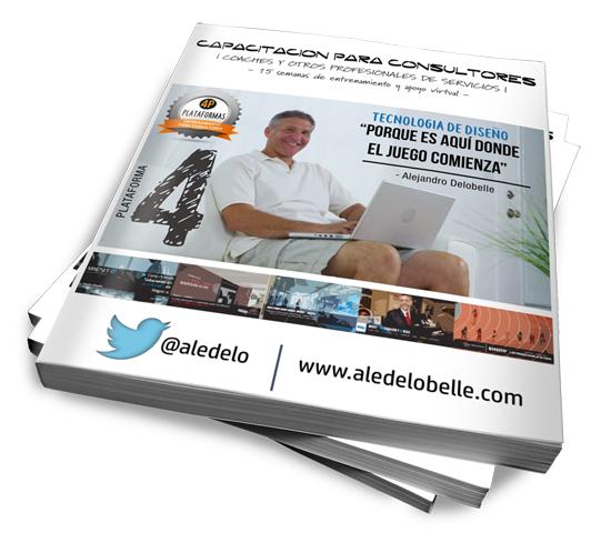 Programa para Consultores | Alejandro Delobelle