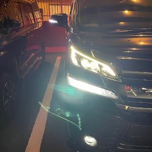 ヴェルファイア AGH30W Z-G edition 2016のカスタム事例画像 hanasukeさんの2021年10月15日20:59の投稿