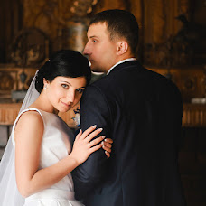 Wedding photographer Alena Samuylich (Lenokkk). Photo of 02.12.2014