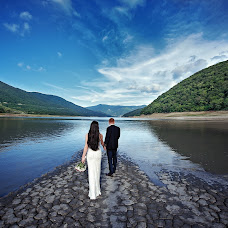 Wedding photographer Andrey Tatarashvili (LuckyAndria). Photo of 15.06.2018