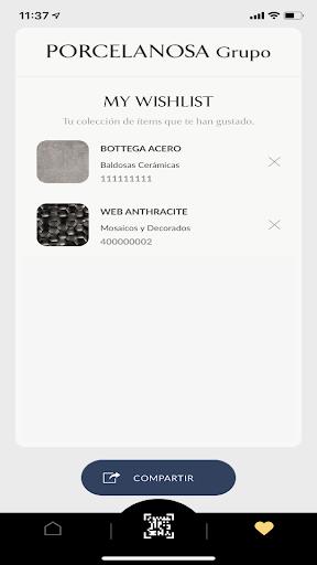 ISA Porcelanosa screenshot 5