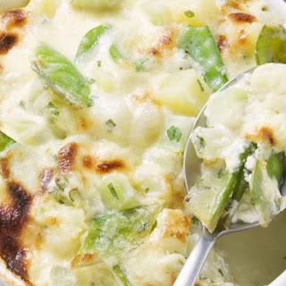 Creamy Vegetable Bake.