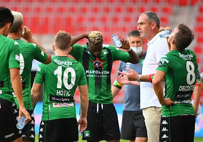 """Cercle Brugge had met een punt huiswaarts kunnen keren: """"Trots op de inspanningen van mijn spelers in deze moeilijke omstandigheden"""""""
