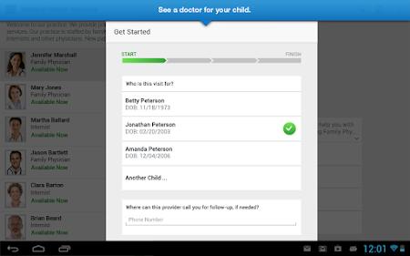 LiveHealth Online Mobile 8.2.0.040_08 screenshot 172148