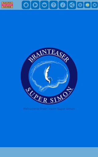 BrainTeaser Super Simon