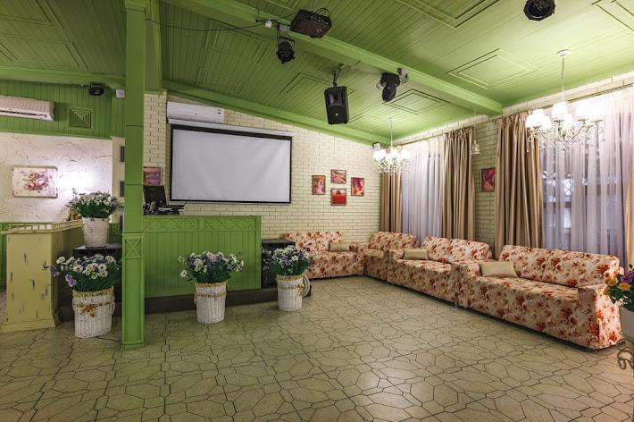 Фото №3 зала Тропиканка